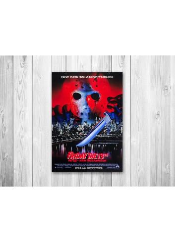 13.Cuma Poster 35X50