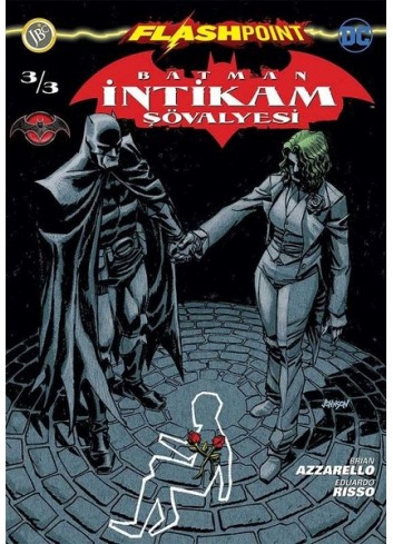 Batman Intikam Sovalyesi Sayi 3-Flashpoint (Turkish Book)