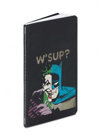 Mabbels Notebook M.D. Batman Joker