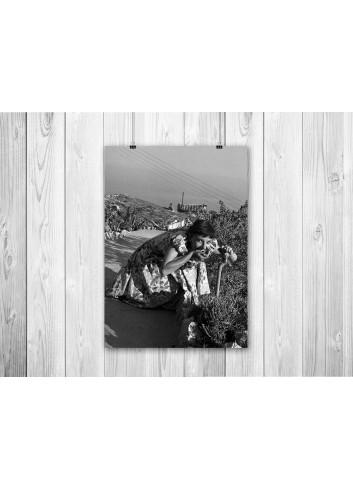 Audrey Hepburn Poster 002 (35x50)