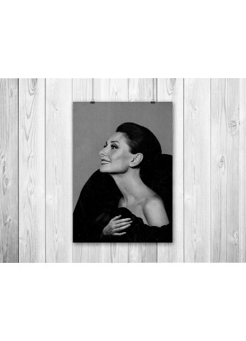 Audrey Hepburn Poster 004 (35x50)