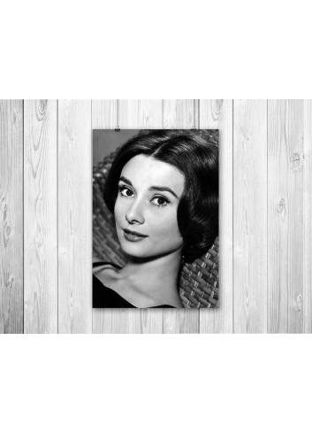 Audrey Hepburn Poster 006 (35X50)