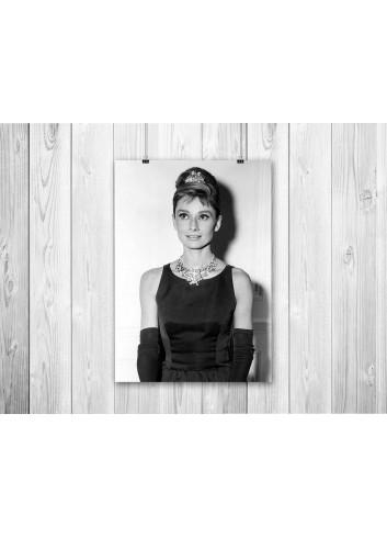 Audrey Hepburn Poster 015 (35x50)