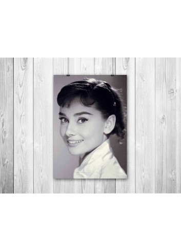 Audrey Hepburn Poster 017 (35x50)