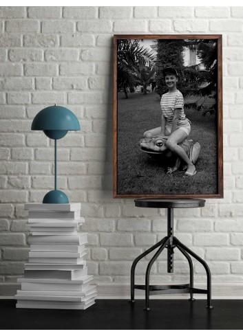 Audrey Hepburn Poster 001 (50X70)