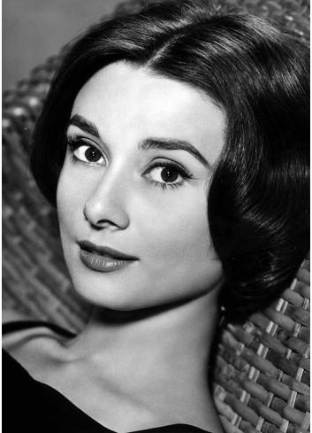 Audrey Hepburn Poster 006 (50x70)