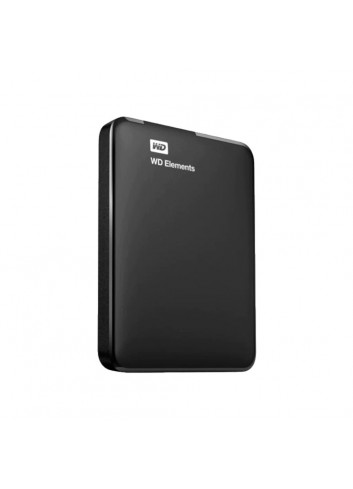 "WD WDBUZG0010BBK-WESN Elements 1 TB 2.5"" USB 3.0 Portable Disk"