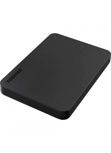 "Toshiba HDTB410EK3AA Canvio Basics 1 TB 2.5"" USB 3.0 Portable Disk"