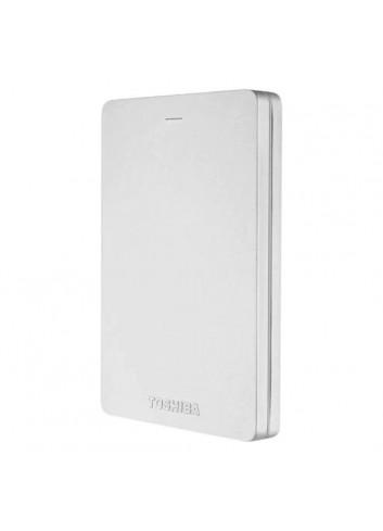 """Toshiba HDTH310ES3AB Canvio Alu 1 TB 2.5"""" USB 3.0 Taşınabilir Disk"""