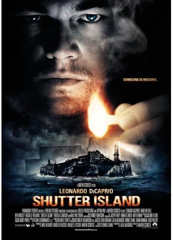 Shutter Island Poster 35X50