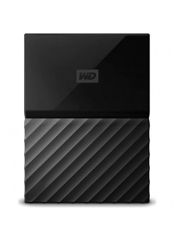 "WD WDBZGE0020BBK-WESN My Passport Game Drive For PS4 2TB 2.5"" USB 3.0 Portable Disk"