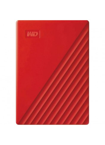 "WD WDBPKJ0040BRD-WESN My Passport 4 TB 2.5"" USB 3.0 Portable Disk"