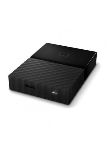 "WD WDBYFT0040BBK-WESN My Passport 4 TB 2.5"" USB 3.0 Portable Disk"