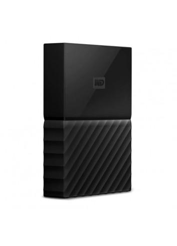 "WD WDBYFT0040BBK-WESN My Passport 4 TB 2.5"" USB 3.0 Taşınabilir Disk"