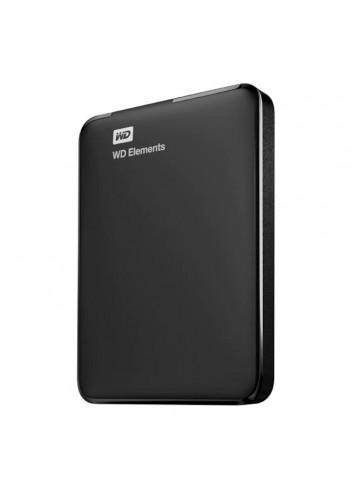 """WD WDBU6Y0040BBK-WESN Elements 4 TB 2.5"""" USB 3.0 Portable Disk"""