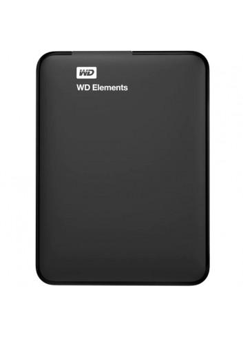 """WD WDBU6Y0040BBK-WESN Elements 4 TB 2.5"""" USB 3.0 Taşınabilir Disk"""