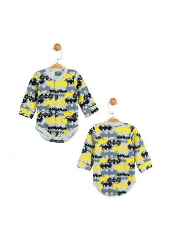 Batman Baby Clothing Grey Mix (0-3 Age)
