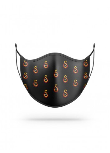 Galatasaray Mask Black Little Logo U201240