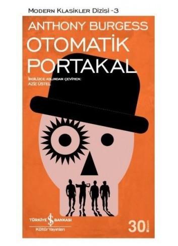 Otomatik Portakal (Türkçe Kitap)