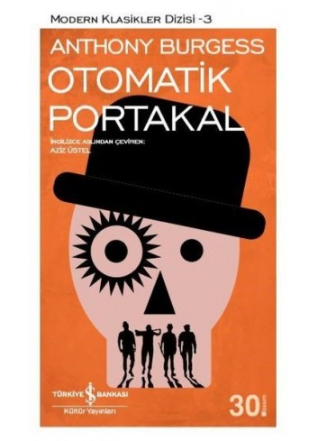 Otomatik Portakal (Turkish Book)