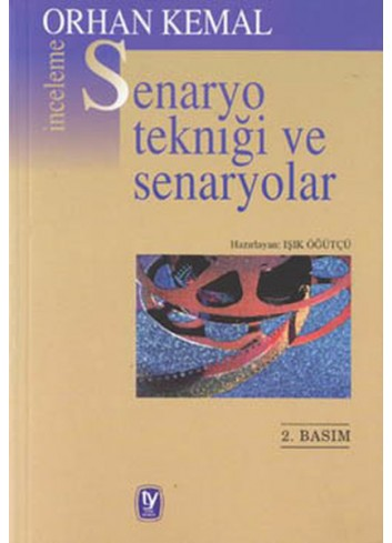 Senaryo Teknigi ve Senaryolar (Turkish Book)