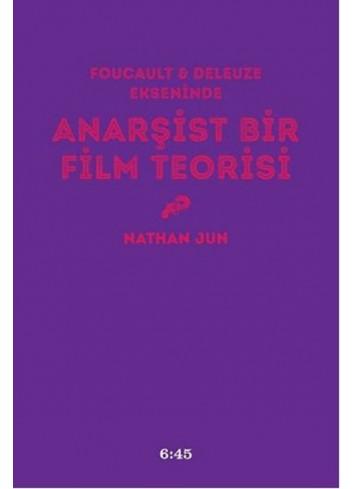 Anarşist Bir Film Teorisi (Kitap)