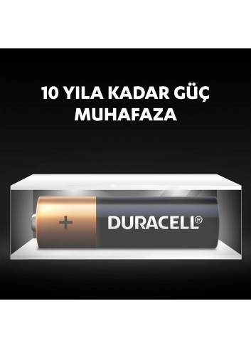 Duracell Basic Pen Battery 10 pcs AA