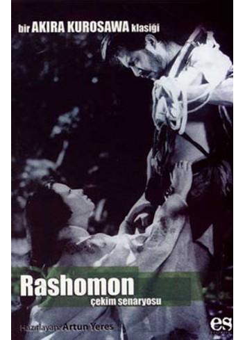 Rashomon Çekim Senaryosu (Türkçe Kitap)