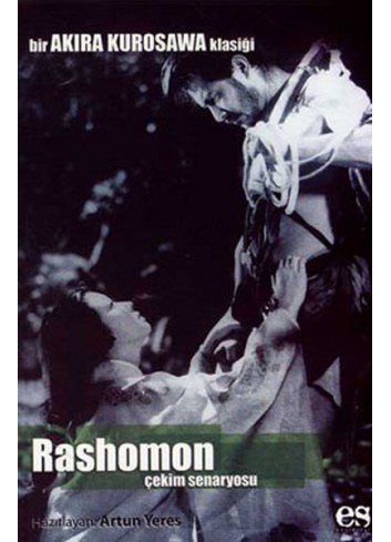 Rashomon Cekim Senaryosu (Turkish Book)