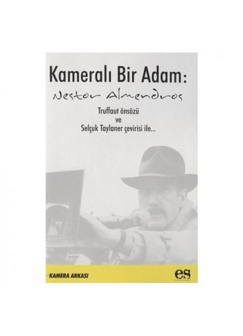 Kameralı Bir Adam (Turkish Book)