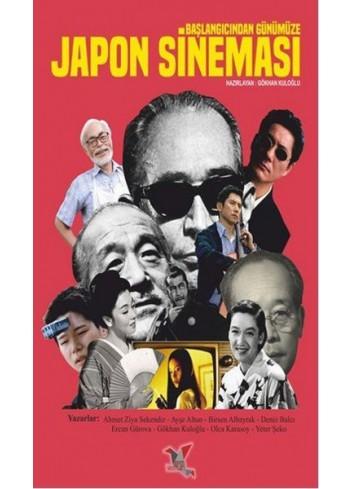 Başlangıçtan Günümüze Japon Sineması (Türkçe Kitap)