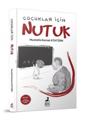 Çocuklar için Nutuk (Turkish Book)