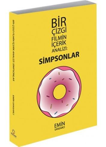 Simpsonlar - Bir Çizgi Filmin İçerik Analizi (Türkçe Kitap)