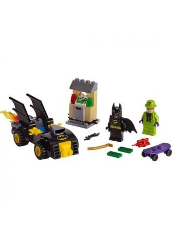 LEGO Super Heroes 76137 Batman, Riddler Soygununa Karşı