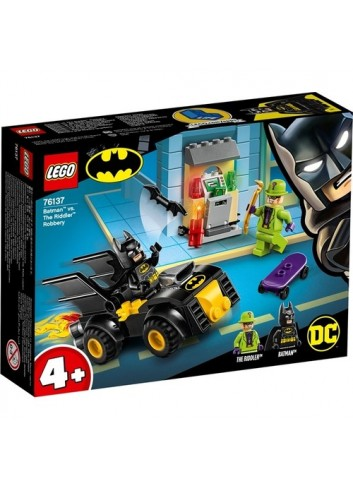 LEGO Super Heroes 76137 Batman vs. Riddler Heist