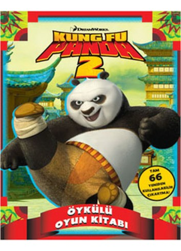 DreamWorks - Kung Fu Panda 2 (Turkish Book)