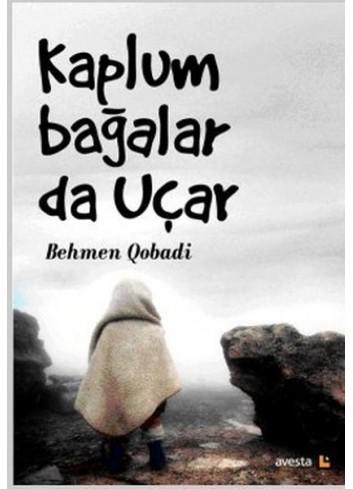 Kaplumbağalar da Uçar (Turkish Book)