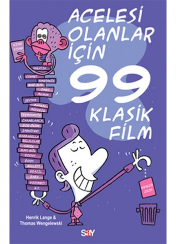 Acelesi Olanlar İçin 99 Klasik Film (Turkish Book)