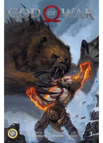 God of War Sayı-1 (Comic Book)