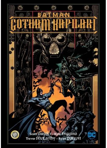 Batman: Gotham Kapıları (Comic Book)