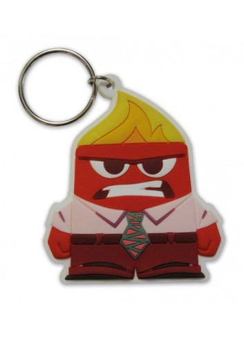 Pyramid International Keychain Inside Out (Anger)