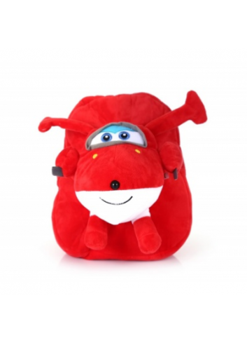 Super Wings Jett Bag Plush 35cm