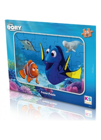 KS Games Dory Frame Puzzle 24 Pieces