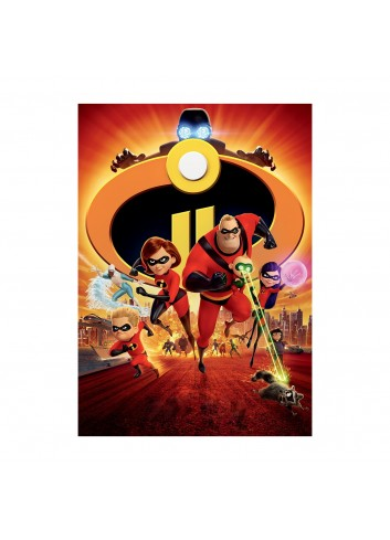 KS Games Incredibles 2 Puzzle 100 Pieces