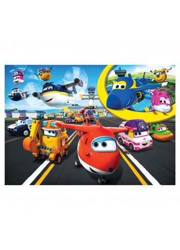KS Games Super Wings 100 Pieces Puzzle