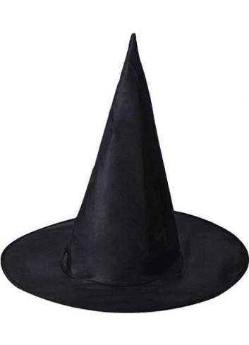 Siyah Cadı Şapkası Cadılar Günü Halloween