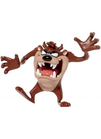 NJ Croce Tasmanian Devil Looney Tunes Bendable Action Figure