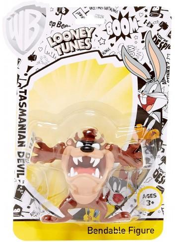 NJ Croce Tazmanya Canavarı Looney Tunes Bükülebilir Aksiyon Figürü