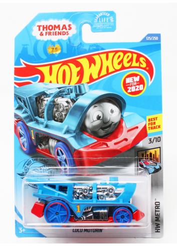 HW Metro (2020 New Model): Thomas & Friends LOCO MOTORIN