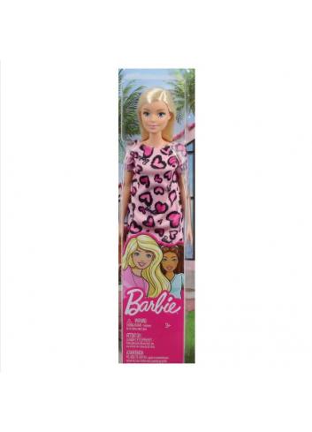 Oyuncak Barbie Şık Bebek - Fuşya